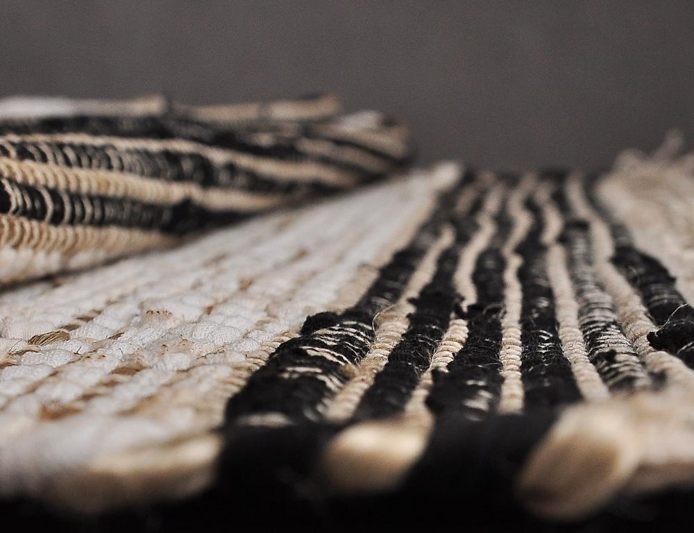 Dywany Ręcznie Tkane Juta I Bawełna Nikamon Jako